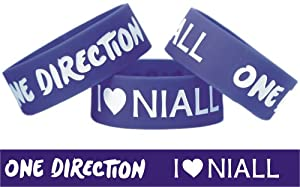 I Love Niall Horan One Direction Band One Inch Wristband from Musoshack