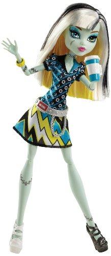 Monster High Coffin Bean Frankie Stein Doll - 1