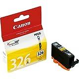 Canon キヤノン 純正 インクカートリッジ BCI-326 イエロー BCI-326Y