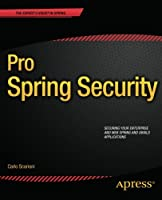 Pro Spring Security Front Cover
