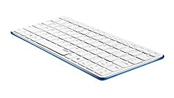 Rapoo | E6350-BU Bluetooth Mini Keyboard - BLUE / Blade Series