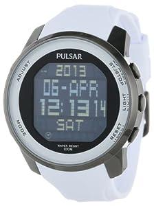 Amazon.com: Pulsar Men's PQ2015 Classic Digital Watch: Pulsar: Watches