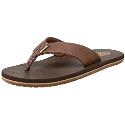 Scott Hawaii Men's Koa Flip Flop