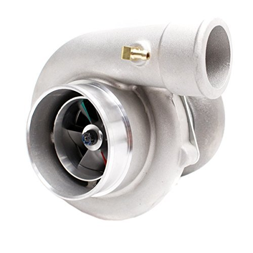 REV9 TX-72-68 Turbocharger 68 AR T4 flange 3 inch v band exhaust oil cooled 700HP by Rev9Power (3inch Exhaust Flange compare prices)
