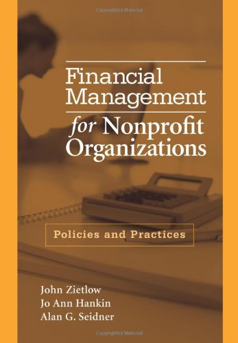 Financial Management for Nonprofit Organizations:...