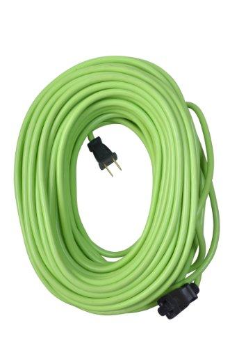 Yard Master 9940010 120-Feet Outdoor Garden Extension Cord, Lime Green