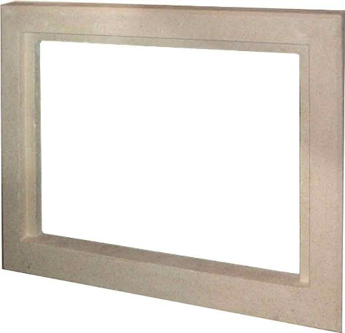 Dimplex BS39-STN Stone-look Flush Mount Picture Frame Surround for 39-Inch Fireboxes picture B008XG53TG.jpg