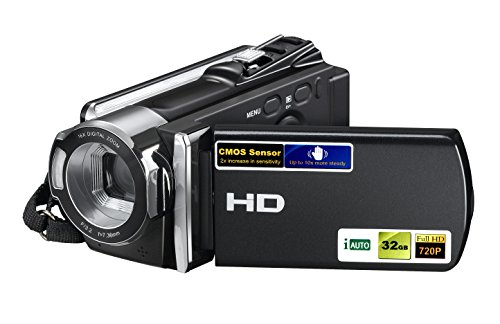 powerlead-pl-c05-1080p-16mp-digital-video-camcorder-with-27-lcd-1080p-and-270-degree-rotation
