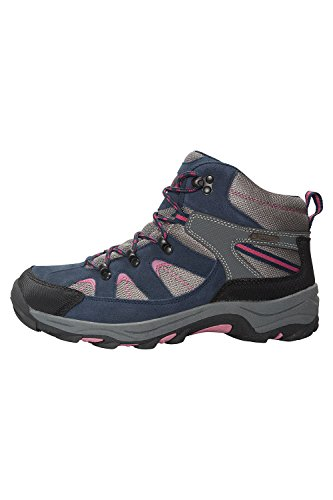 mountain-warehouse-womens-ladies-rapid-waterproof-breathable-walking-hiking-trail-shoes-boot-berry-6