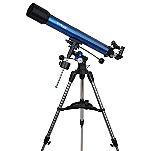 Meade 216001 Polaris 70-Millimeter German Equatorial Refractor (Blue)