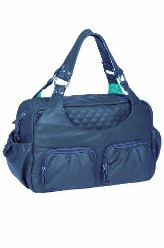 Lassig Tender Multi Pocket Changing Bag (Steel) by Lassig
