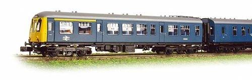 Graham Farish 371-876 108 DMU BR Blue