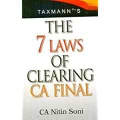 The 7 Laws of Clearing CA Final