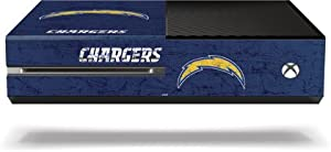 NFL - San Diego Chargers - San Diego Chargers Distressed - Microsoft Xbox One Console... by Skinit