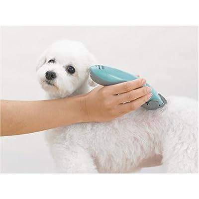 パナソニック ペットクラブ 犬用バリカン 全身カット用 青 ER807P-A