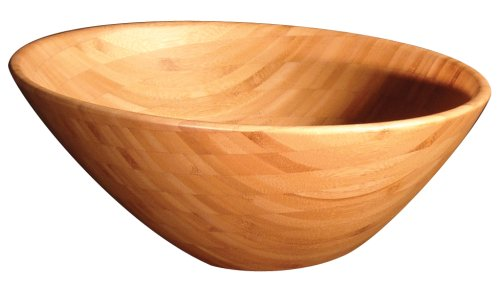 Totally Bamboo Metro Bowl, 14-Inch