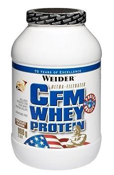 Weider - CFM Whey Protein - 908g Dose, Schoko