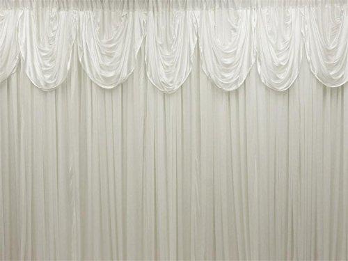 balsacircle-20-feet-x-10-feet-white-decorative-draping-backdrop-curtain