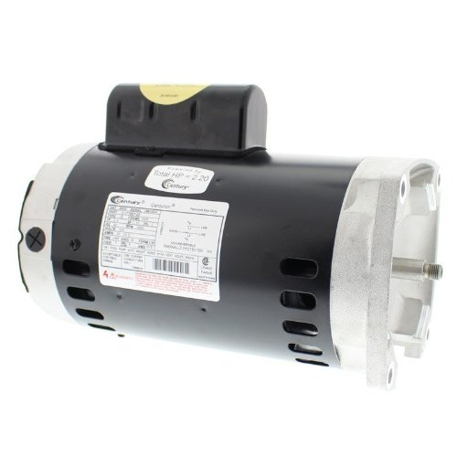 Century electric b855 2 horsepower 56y frame up rated for Pool motors for sale