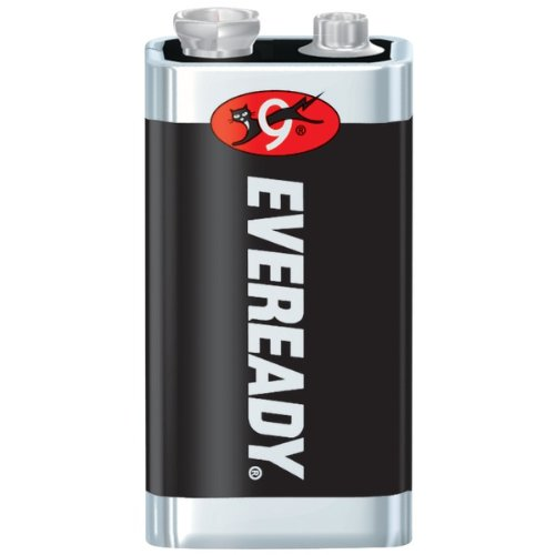 Eveready Super Heavy Duty Battery 9 V Blister Pack 1
