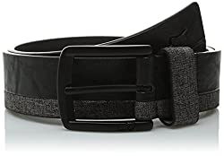 Fox Men's Cramped Belt, Black, Small