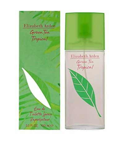 Elizabeth Arden Eau de Toilette Damen Green Tea Tropical 100 ml
