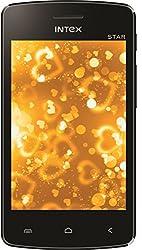 Intex Star PDA (Dual SIM, Black)