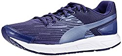 Puma Womens Sequence Wn s Astral Aura and Bleached Denim Mesh Running Shoes - 4 UK/India (37 EU)