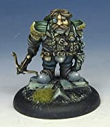 Stonehaven Dwarf Mechanist Miniature