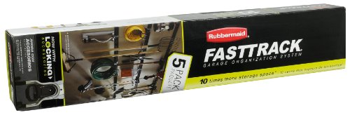 Images for Rubbermaid 5J91 FastTrack 5-Piece All in One Kit