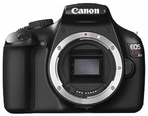 Canon デジタル一眼レフカメラ EOS Kiss X50 ボディ ブラック KISSX50BK-BODY