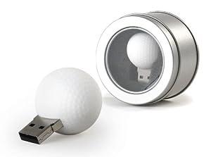 Golfball-Stick, USB Speicherstick Golfball