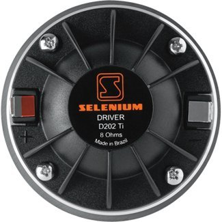 Selenium D202Ti Channel Studio Subwoofer
