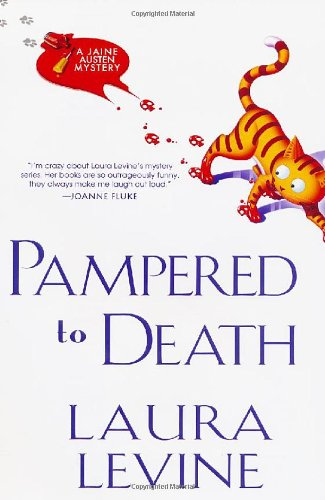 Image of Pampered to Death (Jaine Austen Mysteries)