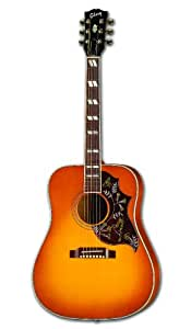 Gibson Hummingbird Acoustic-Electric Guitar, Heritage Cherry