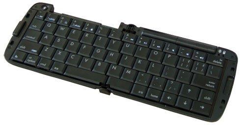 【iPhone 6 Plus】Bluetoothキーボードを買うなら?やっぱり「リュウド 折りたたみ式ワイヤレスキーボード(RBK-3200BTi)」かしら?