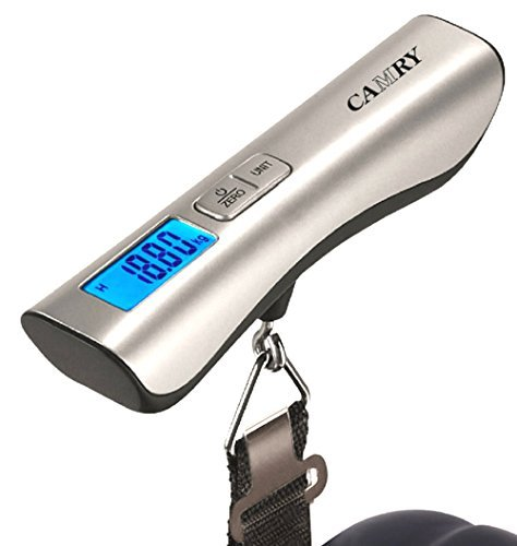 Camry Luggage Scale 110 Lbs Capacity Large and