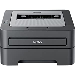 Brother HL2240D - Impresora láser blanco y negro (A4, 24 ppm)