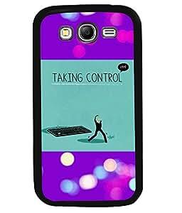 Printvisa 2D Printed Quotes Designer back case cover for Samsung Galaxy Grand Neo SM - I9060 - D4597