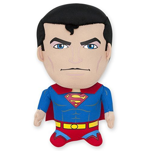"Comic Images Superman Doll Plush, 7"" - 1"