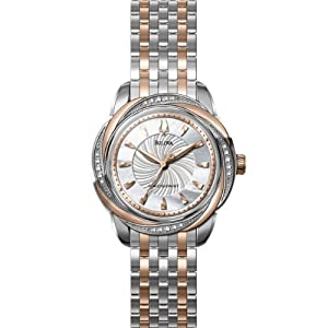 Bulova Ladies Precisionist Watch 98R153