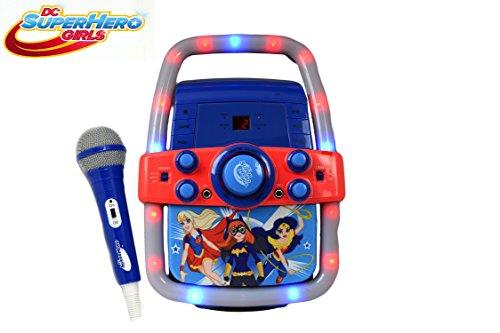 enfants karaoke kit de haut parleur 0019643306622 jeux jouets karaok alertemoi. Black Bedroom Furniture Sets. Home Design Ideas