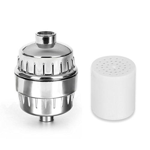 shower filter shower water filter system with cartridge chlorine removing sh. Black Bedroom Furniture Sets. Home Design Ideas