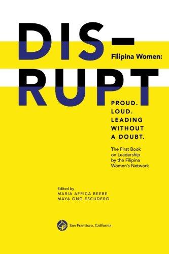 Disrupt 10 Authors Disrupt Filipina Leadership Book Series