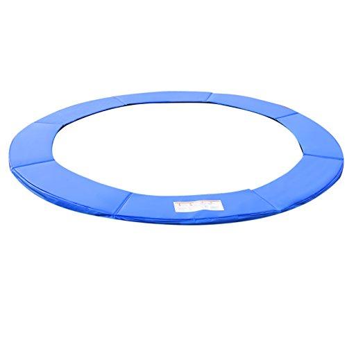 Comparamus songmics coussin de protection pour trampoline ressorts diam tre - Coussin de protection trampoline 244 cm ...