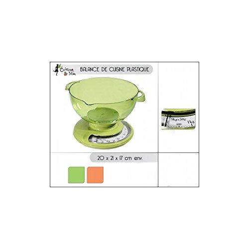 Noname Balance de cuisine 5 kg - Ref. 41497