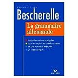 Bescherelle Grammaire Allemande (0828808414) by Bescherelle