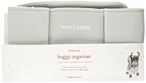 Maclaren Universal Organizer,  Silver, Single