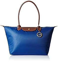 Alessia74 Women's Handbag Combo with Wallet (Blue) (TY022J)