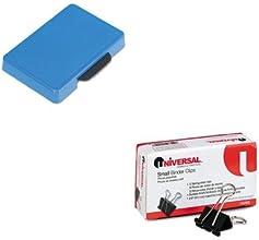 KITUNV10200USSP5460BL - Value Kit - U S Stamp amp Sign Trodat T5460 Dater Replacement Ink Pad USSP54
